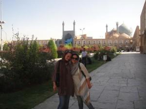 Esfahan, Naghsh-e Jahan-Platz