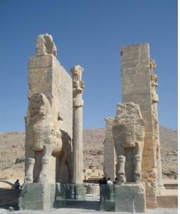 Persepolis, Tor aller Nationen
