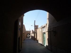 Yazd, Altstadt